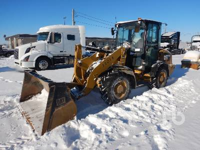 2012 CATERPILLAR 906H2 Mini Wheel Loader