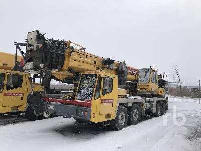 2007 GROVE TMS900E 90 Ton 8x4x4 Hydraulic Truck Crane