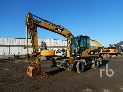 2004 CATERPILLAR M313C Mobile Excavator
