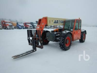 2003 JLG G9-43A 10000 Lb 4x4 Telescopic Forklift