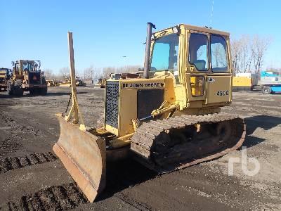 1988 JOHN DEERE 450G Crawler Tractor