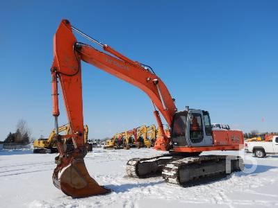 2000 HITACHI EX350 LC Hydraulic Excavator