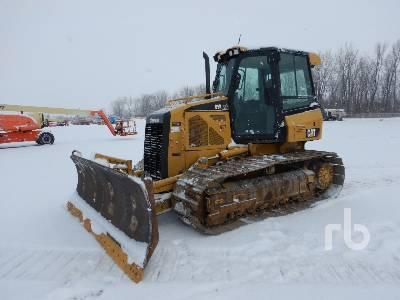 2011 CATERPILLAR D5K LGP Crawler Tractor