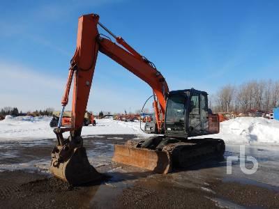 2012 HITACHI ZX120-3 Hydraulic Excavator