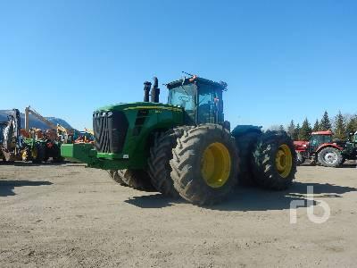 2007 JOHN DEERE 9530 MFWD Tractor
