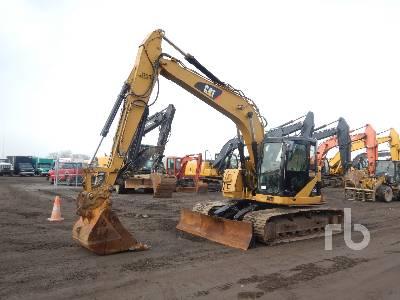2009 CATERPILLAR 314D LCR Hydraulic Excavator