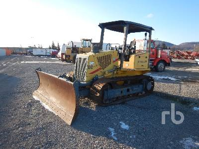 2001 NEW HOLLAND DC70 Crawler Tractor