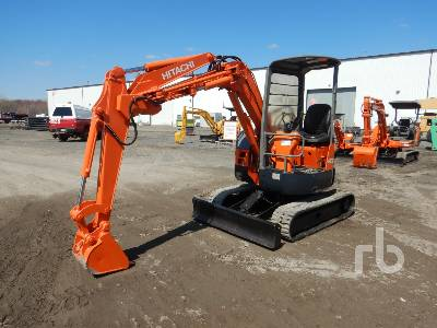 1994 HITACHI EX30UR-2 Mini Excavator (1 - 4.9 Tons)