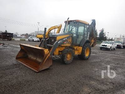2011 JOHN DEERE 410J Loader Backhoe