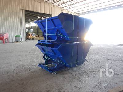 Unused SUIHE Qty Of 4 Self Dumping Hoppers Container Equipment - Other