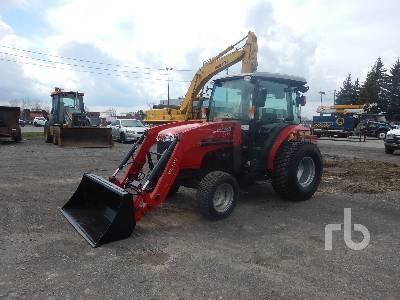 2015 MASSEY FERGUSON 1754 Utility Tractor