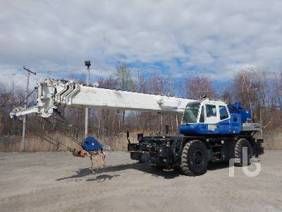 2012 TADANO GR-350XL 35 Ton Rough Terrain Crane
