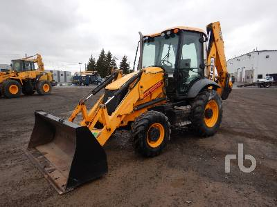 2012 JCB 3CX14-4EC 4x4 Loader Backhoe
