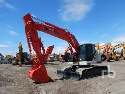 2014 LINK-BELT 235X3 Hydraulic Excavator