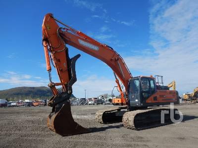 2016 DOOSAN DX350LC-5 Hydraulic Excavator