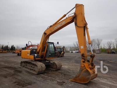 2006 HITACHI ZX160 LC Hydraulic Excavator