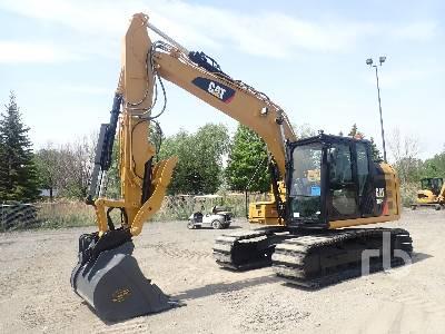 2018 CATERPILLAR 313F L Hydraulic Excavator