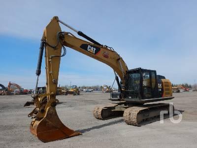 2012 CATERPILLAR 320E L Hydraulic Excavator
