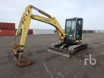 2010 YANMAR VIO55-5B Midi Excavator (5 - 9.9 Tons)