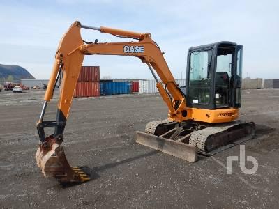 2009 CASE CX55B Midi Excavator (5 - 9.9 Tons)
