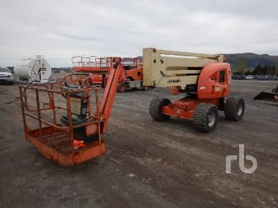 2007 JLG 450AJ 4x4 Boom Lift