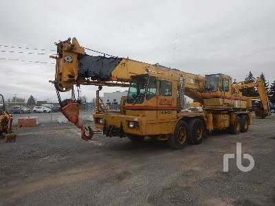 1986 GROVE TMS300B 40 Ton Rough Terrain Crane