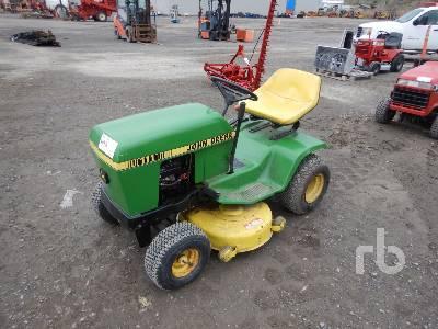 JOHN DEERE C111K 36 In. Garden Tractor