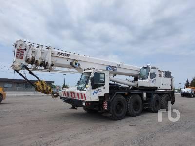 1986 KRUPP GMK3080 80 Ton All Terrain Crane