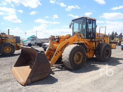 2004 HYUNDAI HL760-7 Wheel Loader