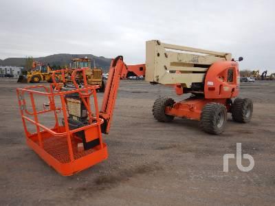 2008 JLG 450AJ 4x4 Boom Lift