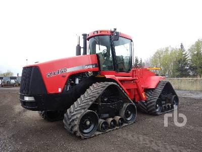 2003 CASE IH STX450 Track Tractor