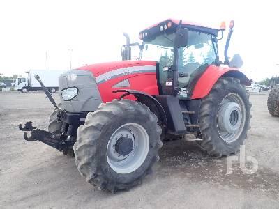 2010 MCCORMICK XTX165 MFWD Tractor