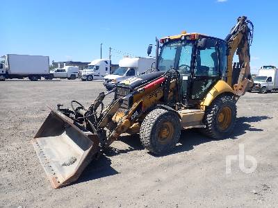 2012 CATERPILLAR 430EIT Loader Backhoe