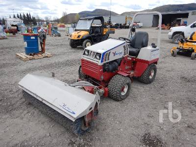 VENTRAC 4500Z 4WD Utility Tractor