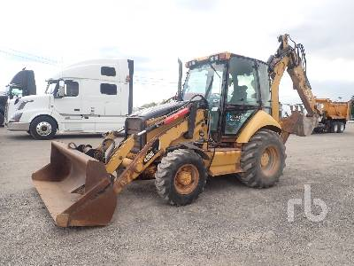 2009 CATERPILLAR 430E IT Loader Backhoe