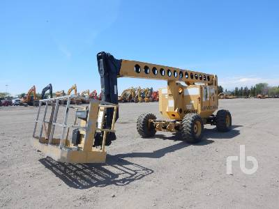 1998 GROVE AMZ68XT Articulated Boom Lift