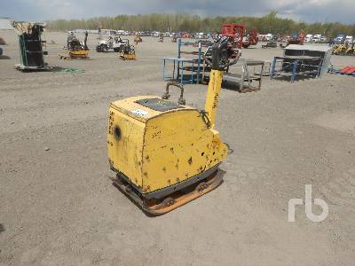 BOMAG Reversible Plate Compactor
