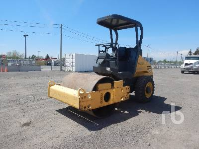 2008 BOMAG BW145DH Vibratory Roller