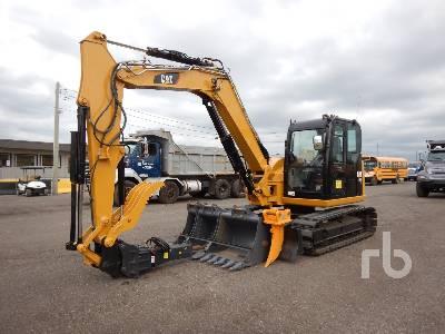 2017 CATERPILLAR 308E2CR Midi Excavator (5 - 9.9 Tons)