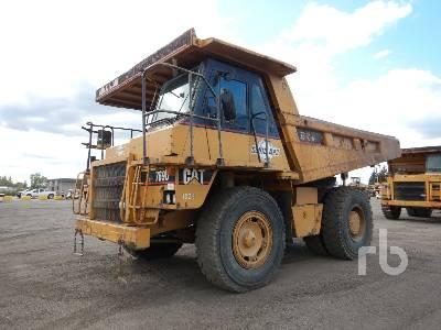 1998 CATERPILLAR 769D Rock Truck