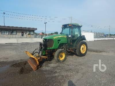 2011 JOHN DEERE 5083EN Utility Tractor