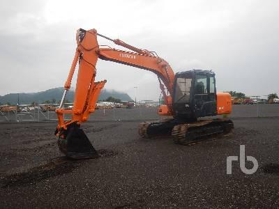 1992 HITACHI EX100-2 Hydraulic Excavator