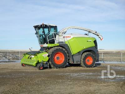 2018 CLAAS JAGUAR 940 Forage Harvester