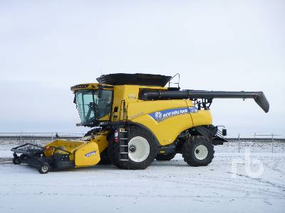 2017 NEW HOLLAND CR8.90 Elevation Combine