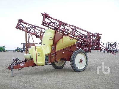 2011 HARDI 1100 80 Ft High Clearance Field Sprayer