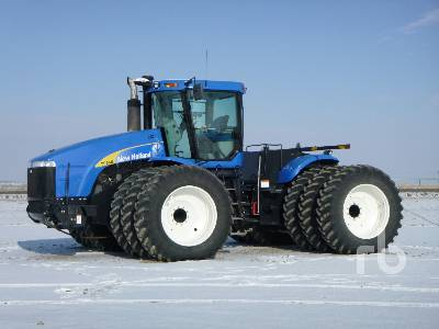 2009 NEW HOLLAND T9060HD 4WD Tractor