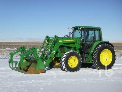 2007 JOHN DEERE 6430 PREMIUM MFWD Tractor