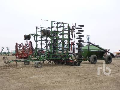 1998 CASE IH CONCORD Air Drill