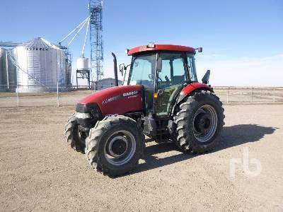 2008 CASE IH FARMALL 95 MFWD Tractor