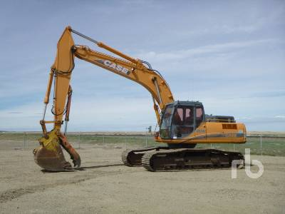 2006 CASE CX240 Hydraulic Excavator